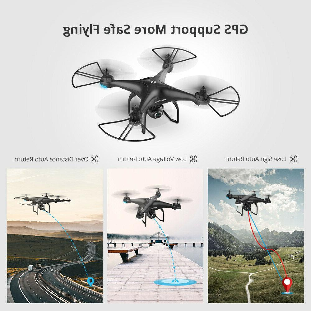 Holy stone drone camera RC tapfly