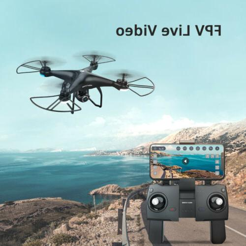 Holy Stone Drone with 1080p HD Camera RC Follow Me