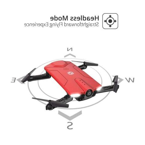 Holy HS160 WIFI FPV Drone With 720P Camera Foldable RC