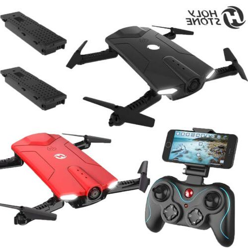 hs160 selfi wifi fpv drone with 720p