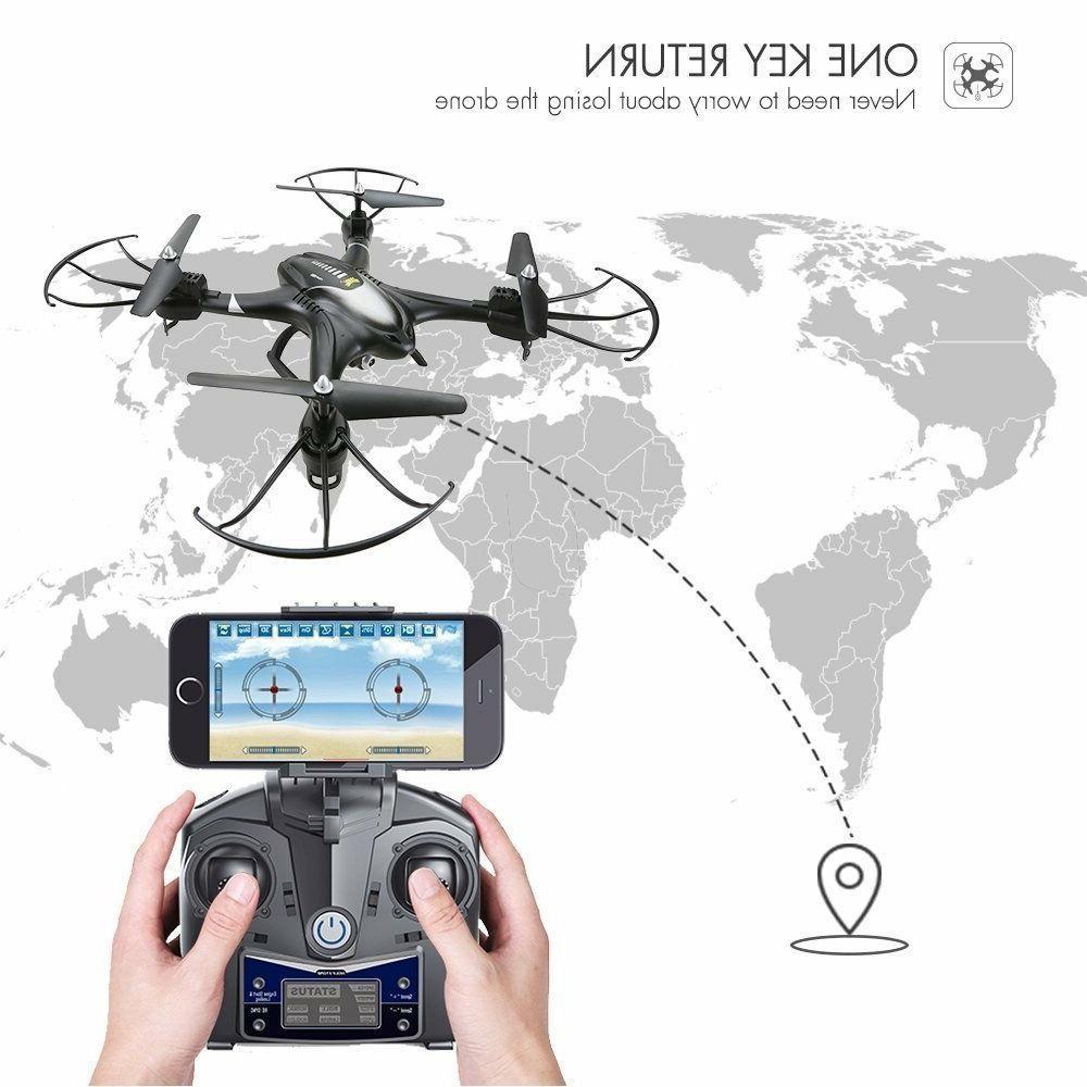 Holy Selfie HD Camera RTF Quadcopter