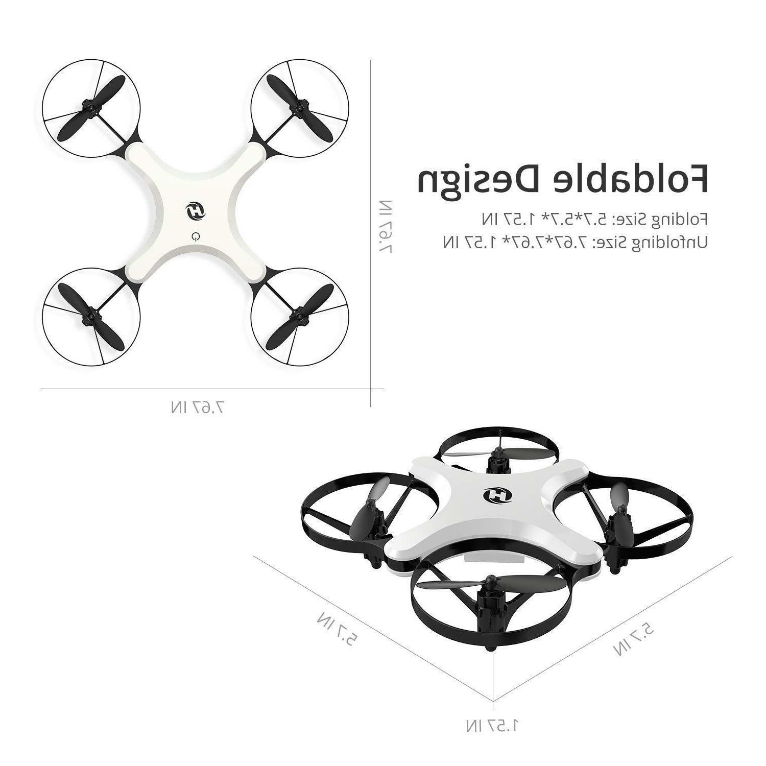 Holy Stone Wifi RC Drone 2 Fly Camera Training
