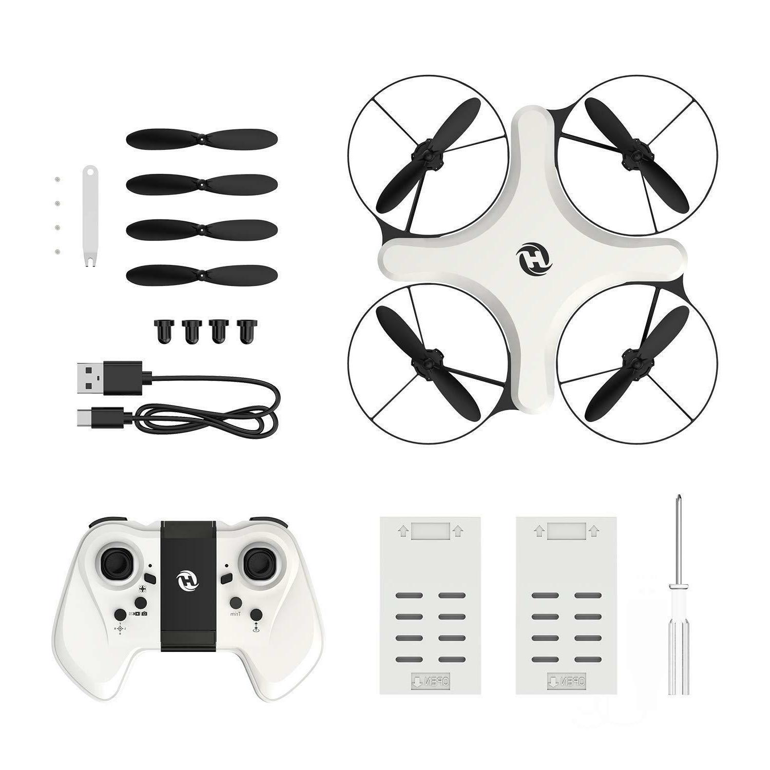 Holy HS220 Wifi RC Drone 2 Camera Gift
