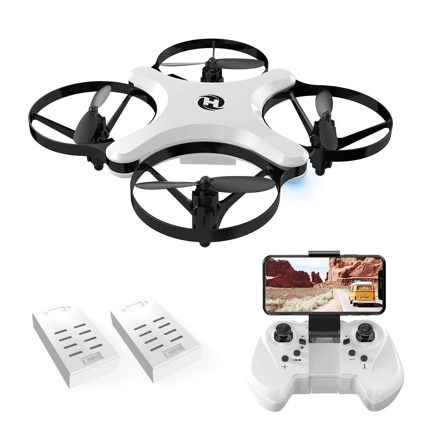 Holy Stone HS220 RC Selfie Drone with 720P HD Camera Foldabl