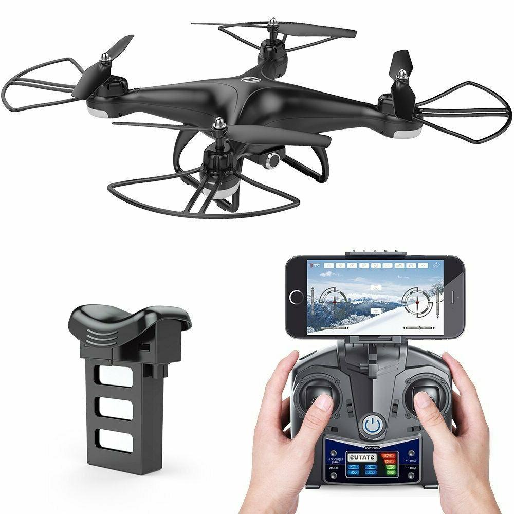 hs230 fpv rc storm racing drone fov