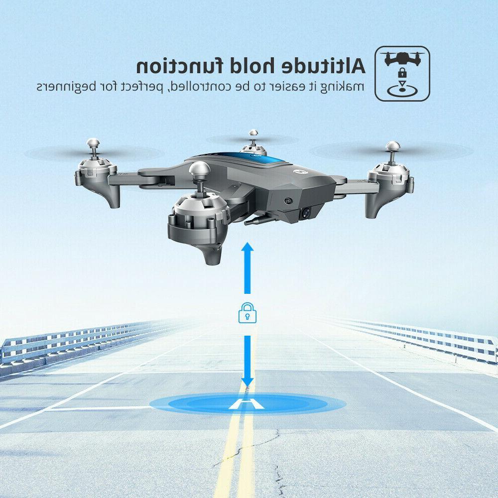 Holy Stone Live Video Quadcopter Selfie