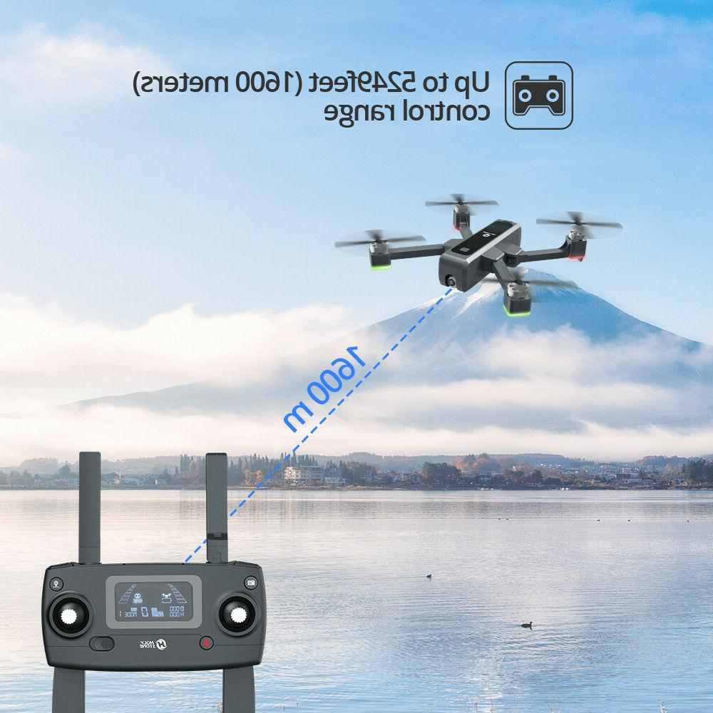 Holy Stone HS550 RC 2K HD Camera +2 Batteries