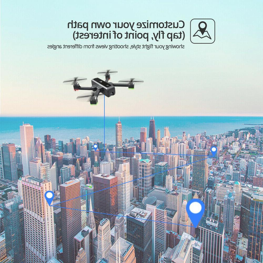 Holy HS550 RC Drone 2K Camera FPV Quadcopter +2