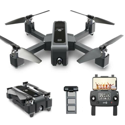 hs550 gps rc drone 2k hd camera