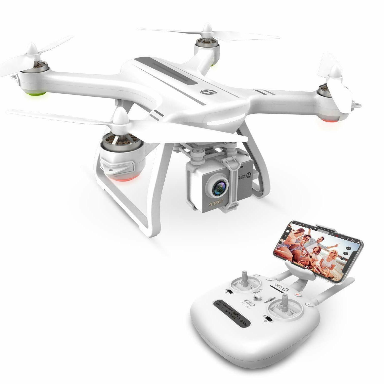 Holy Stone HS700 WiFi FPV Drone with 1080P HD Camera GPS Fol
