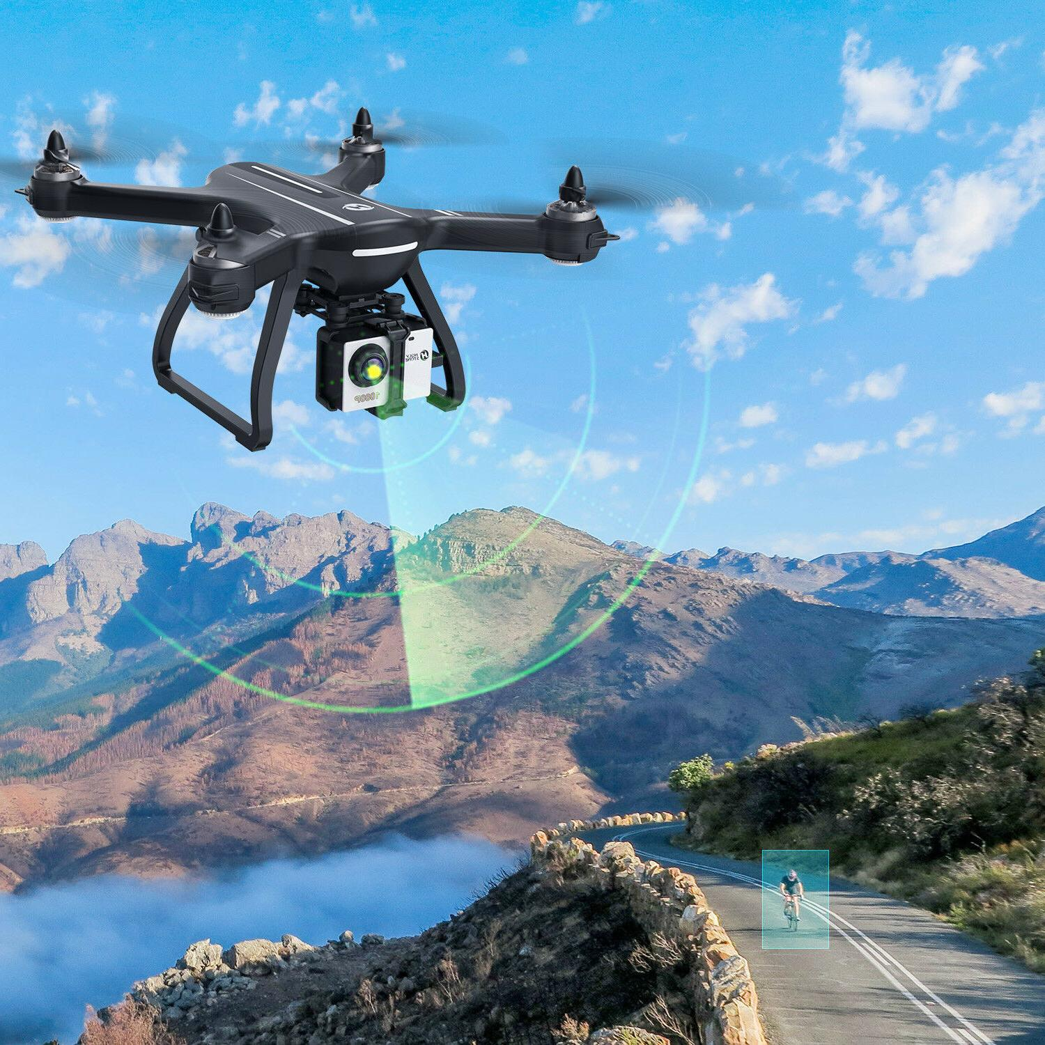 Holy Stone GPS FPV Drone With 1080P HD Camera WIFI RC Quadcopter