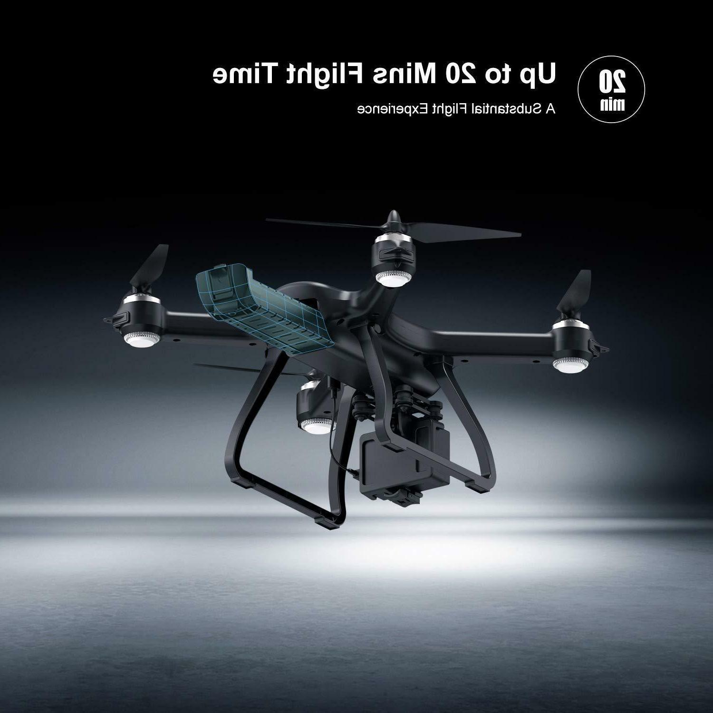 Holy GPS FPV Drone 1080P HD WIFI RC Quadcopter