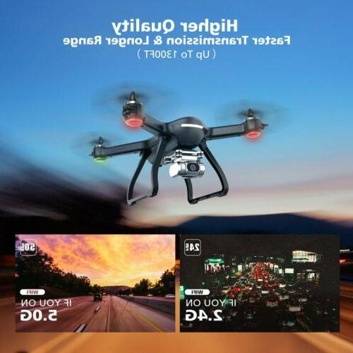 FPV With HD Brushless RC Quadcopter