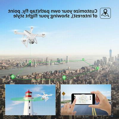 Drone Camera WIFI Brushless RC Quadcopter