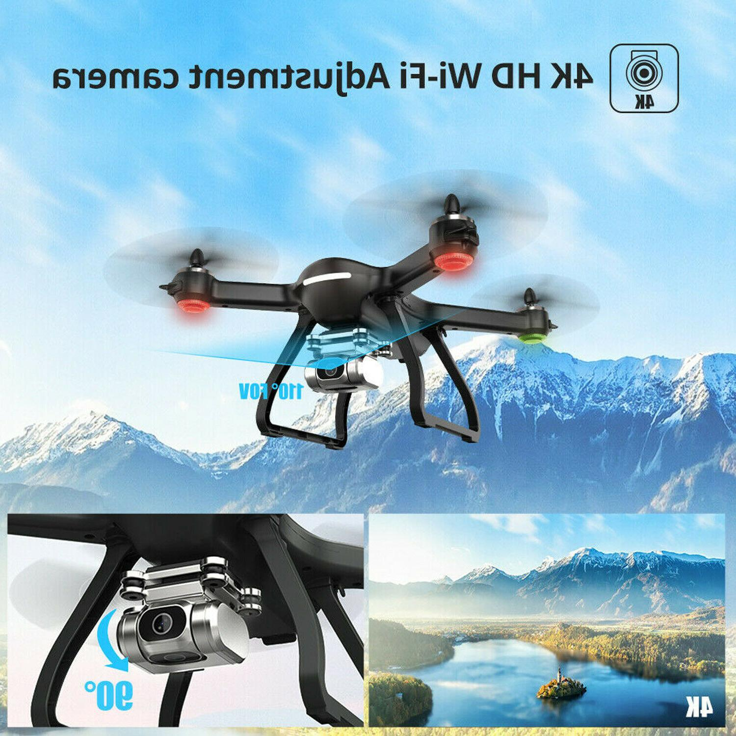 Holy RC Drone HD Camera Brushless