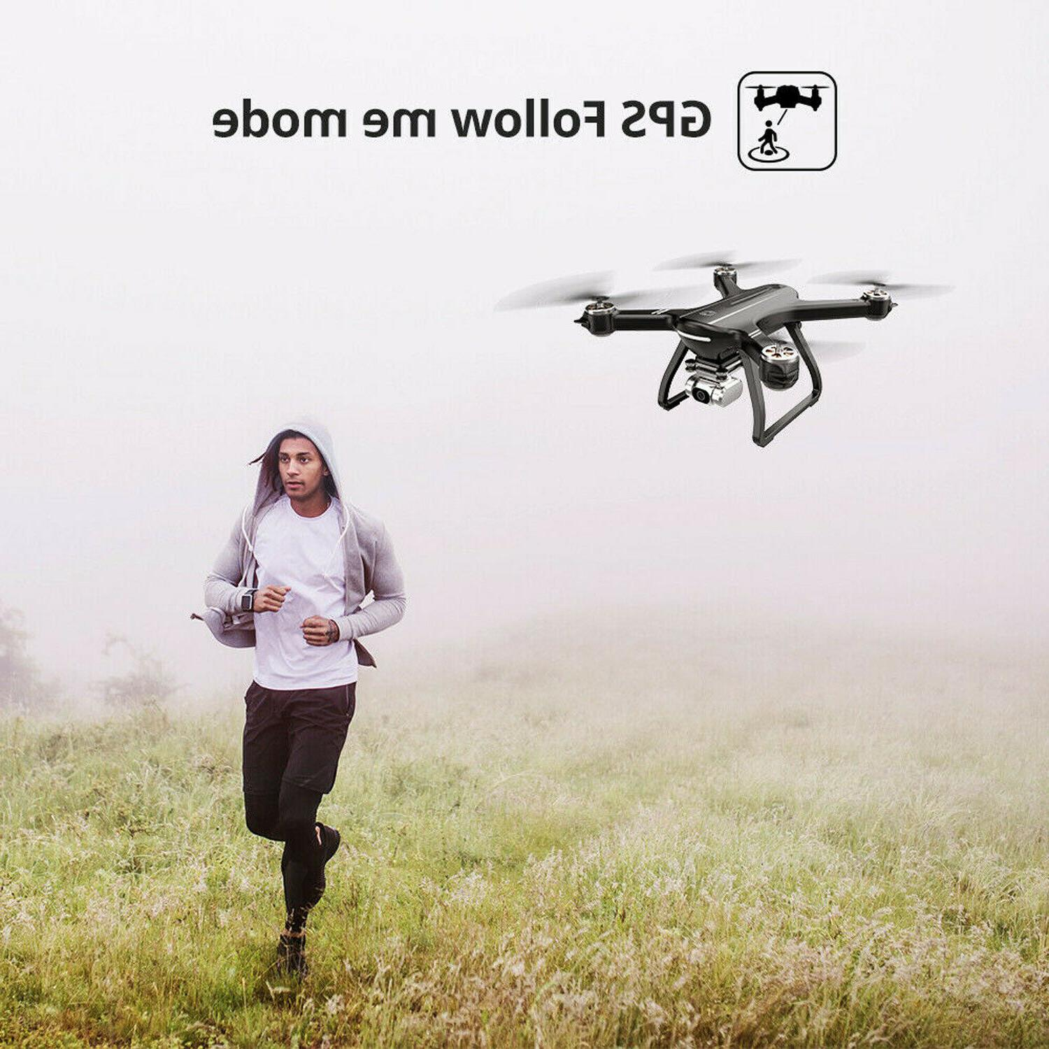 Holy Stone HS700D RC Drone 4K HD Camera Brushless