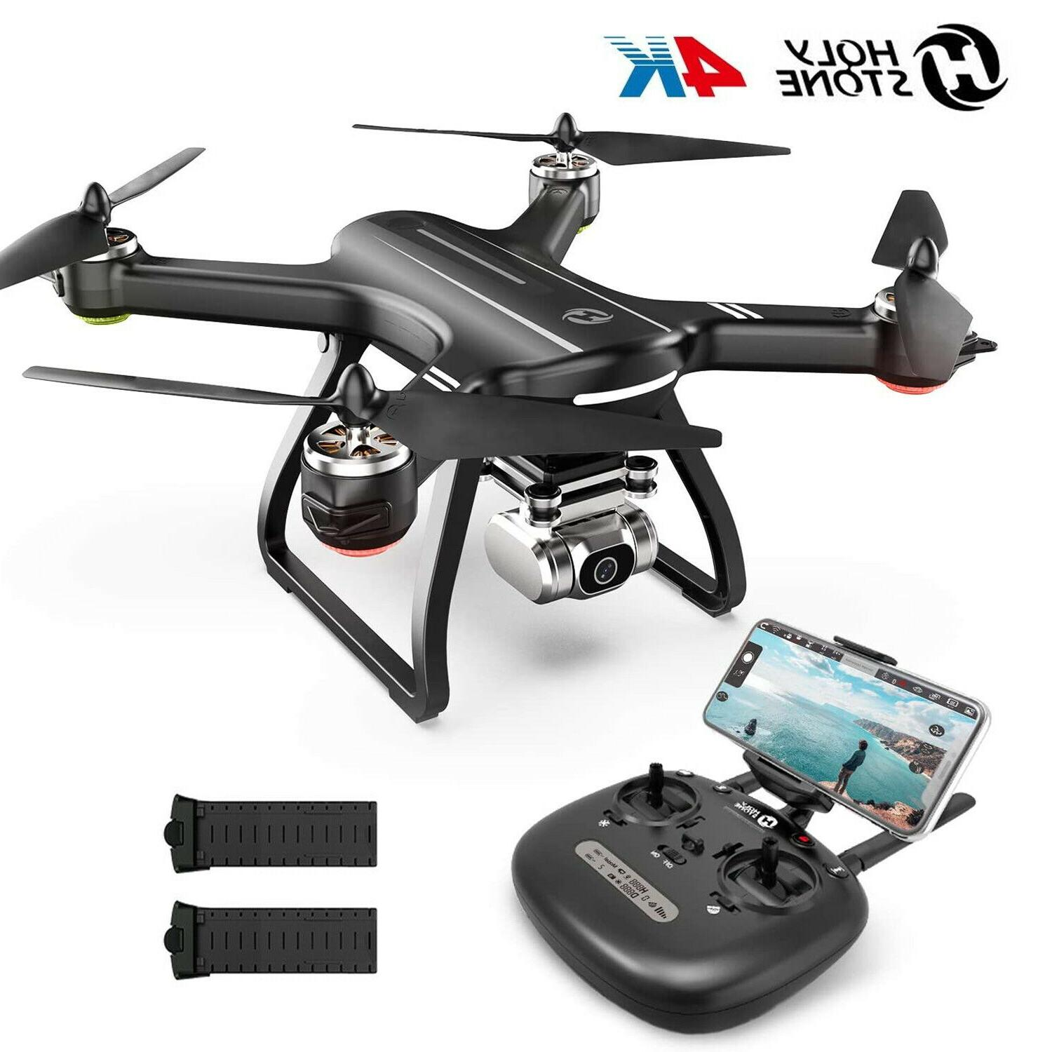 hs700d rc drone with 4k hd camera