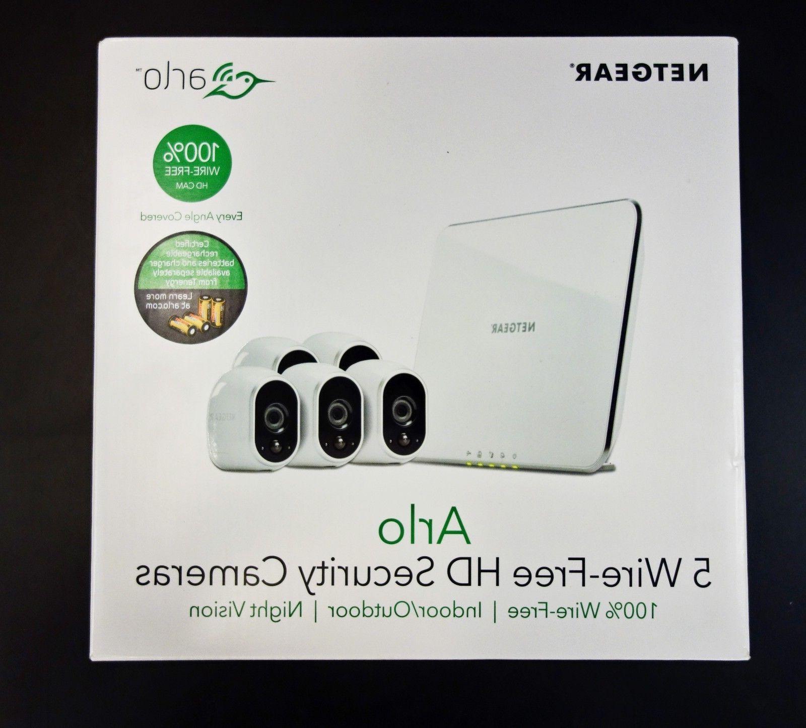 Arlo Indoor/Outdoor HD with Five