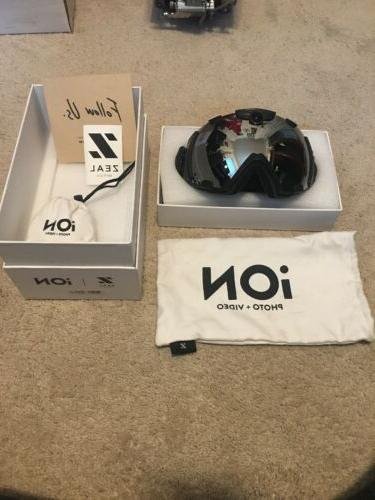 ion hd camera goggles photo and video