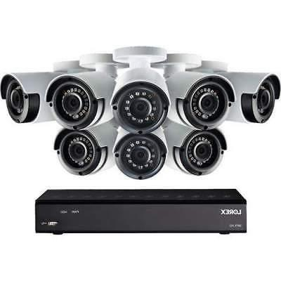 8 1080p DVR Video