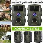 LOT Hunting Trail Digital HD Camera Night Vision 12MP Long-r