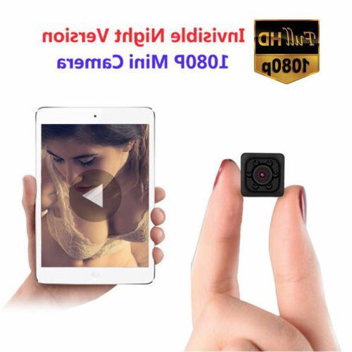 Mini HD Cam Hidden SQ11 Video USB SpyCam