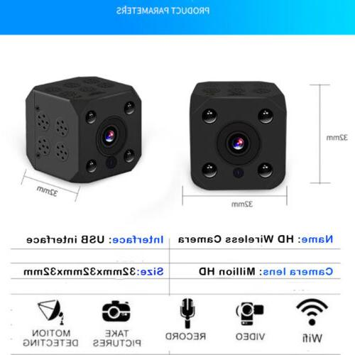 Mini DVR /Night-Vision/Support