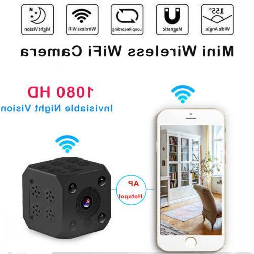mini hd camera dvr dv sound recorder