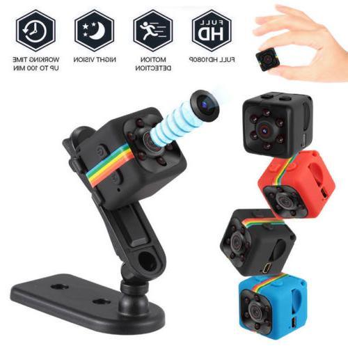 Mini Cam Hidden Camera Video SpyCam 2019