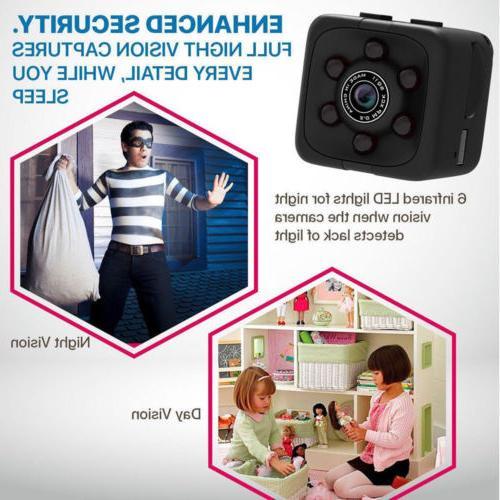 Mini Cam SQ11 Video USB DVR SpyCam