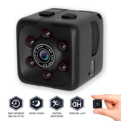 Mini Micro SPY Cam Camera SQ11 Video DVR Recording SpyCam