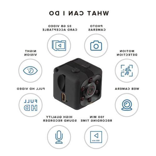 Mini Micro Cam Hidden Camera Video DVR SpyCam 2019