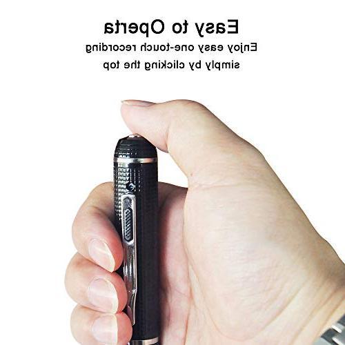Mini Camera Nanny 32GB Portable Video Recorder Pen