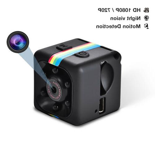 Mini 1080P Camera Night Detection/Take