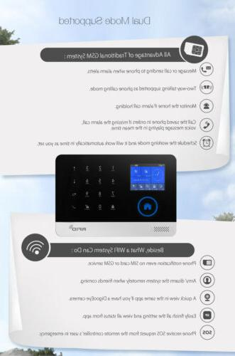 N50 WiFi Alarm HD