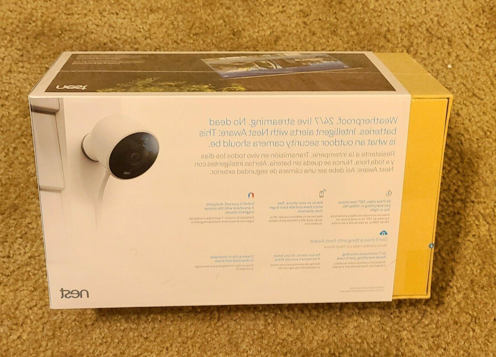 Google Nest Security - 2 New