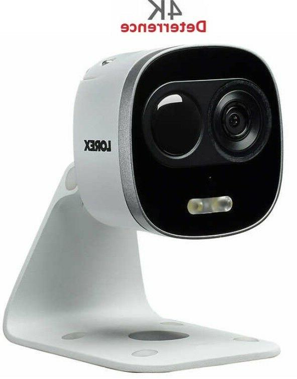 NEW Channel PoE Security 8 IP UHD Cameras