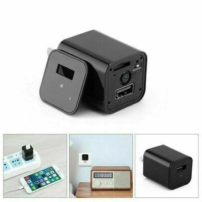 NEW USB Mini Motion Wall Charger FULL Cam