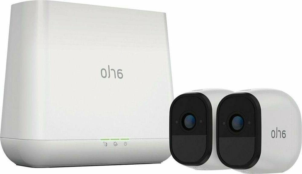 new arlo pro smart home security system