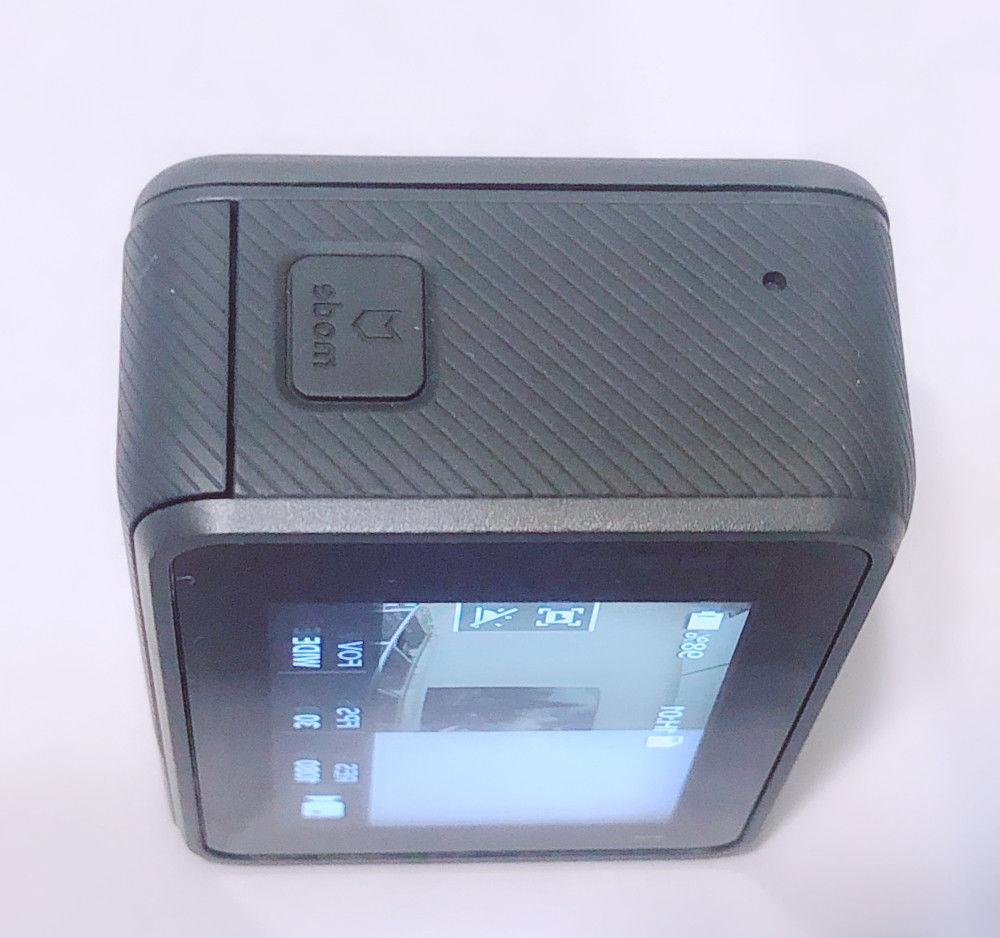 New GoPro HERO Black Ultra HD Screen 12MP US