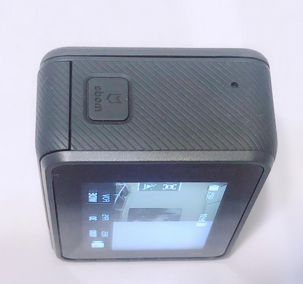 New GoPro HERO Black Ultra HD Screen 12MP US
