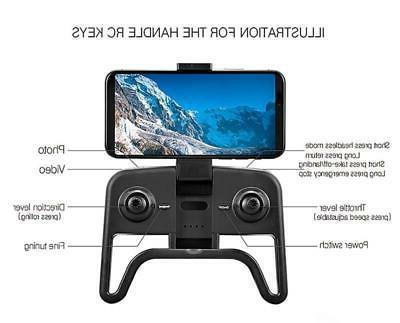 Ninja 4K HD Camera RC Quadcopter 360 Roll