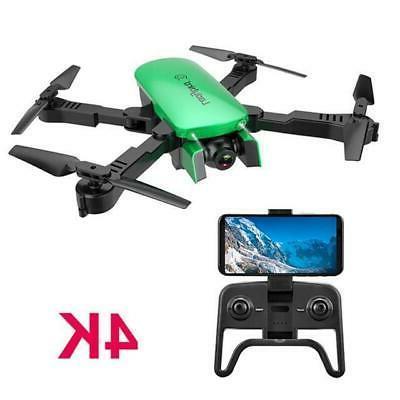 Ninja Dragons 4K HD Camera Quadcopter 360 Roll Drone
