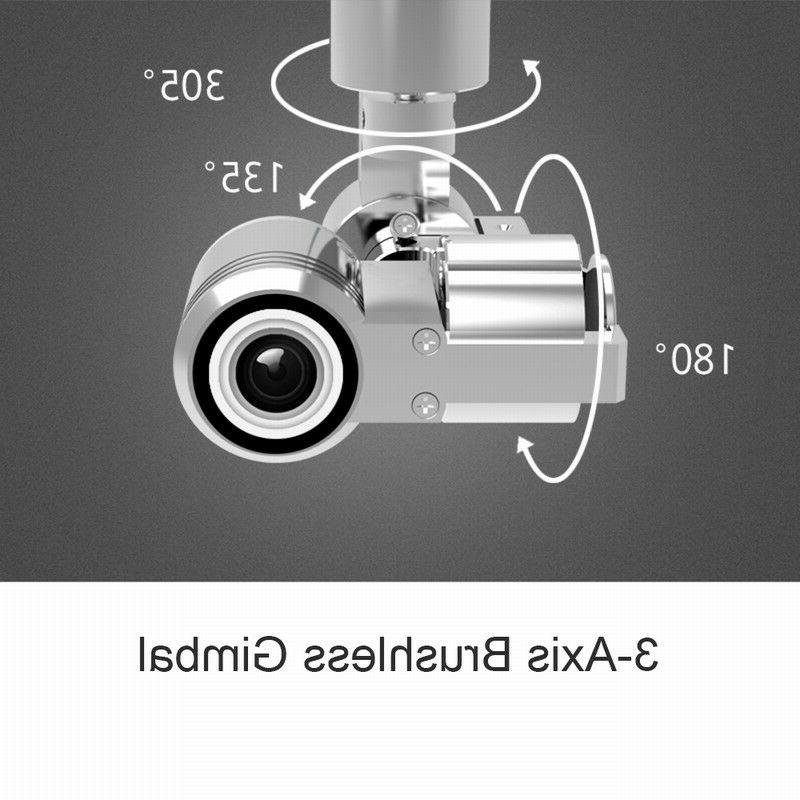 OBTAIN Camera Wifi FPV Brushless Quadcopter Drone