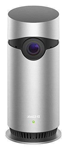 D-Link Omna 180 Cam HD, 1080P Indoor Home Security Camera, W
