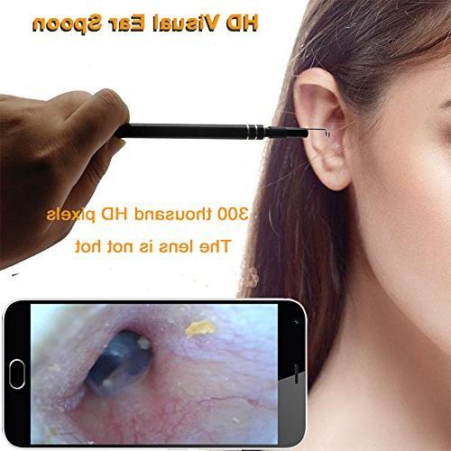 otoscope ear scope earwax removal
