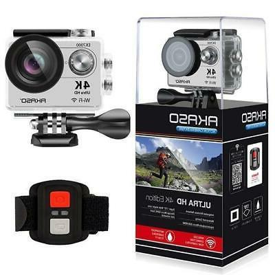 HD Waterproof DV Camcorder 4k