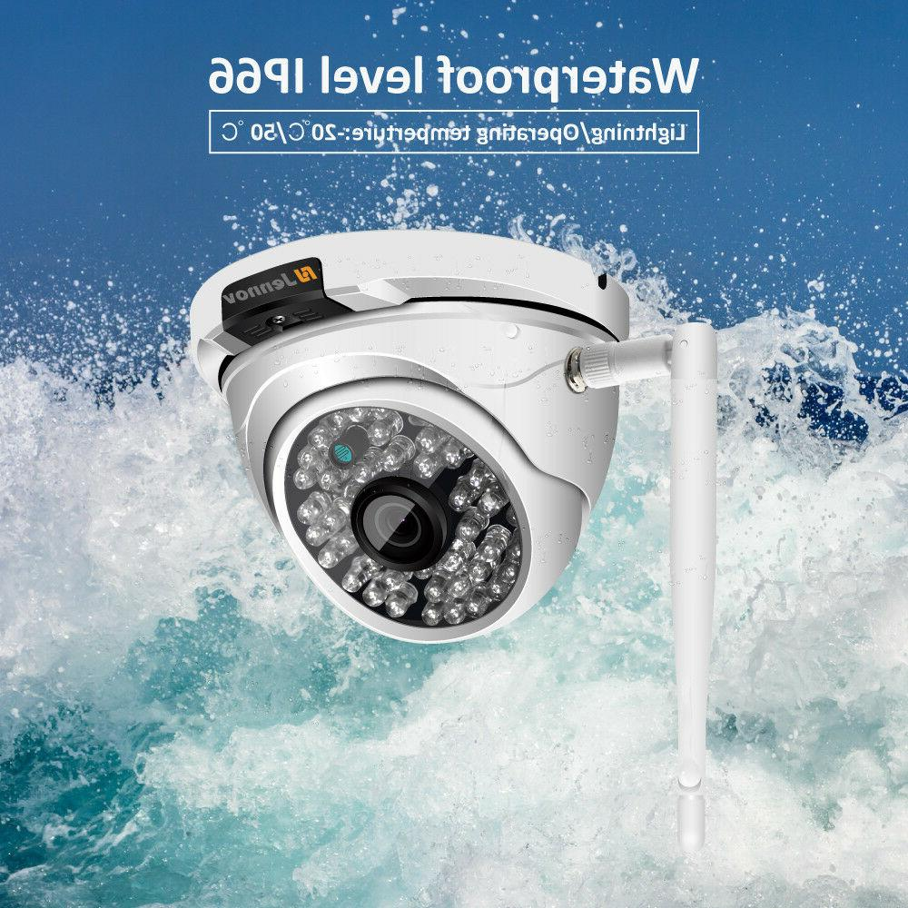 1080P HD Cameras Wireless Surveillance CCTV Smart WiFi