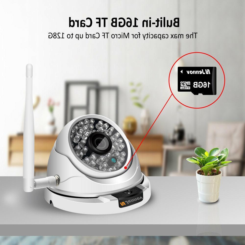 1080P HD Cameras Wireless CCTV WiFi