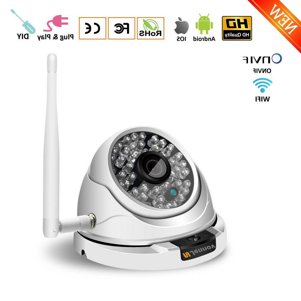 outdoor wireless ip camera 1080p onvif wifi